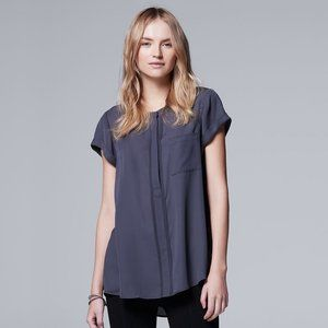 Simply Vera Vera Wang Essential Popover Top